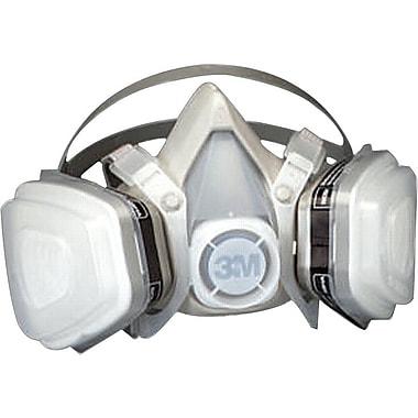 3M OH&ESD Half Facepiece Respirator, P95, Organic Vapors, Medium