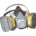 3M OH&ESD Half Facepiece Respirators, Organic Vapors/Acid Gases