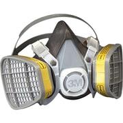 3M OH&ESD Half Facepiece Respirator, Organic Vapors/Acid Gases, Medium