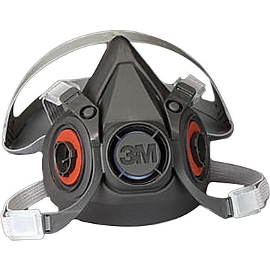 3M OH&ESD Half Facepiece Respirator, Medium