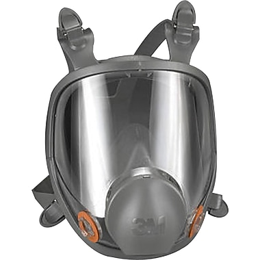 3M OH&ESD Full Facepiece Respirator, Large