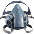 3M OH&ESD Reusable Half Facepiece Respirator, Medium