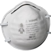 3M OH&ESD Half Facepiece Particulate Respirator, N95, Non-Oil Particulates, 20/Box