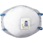 3M OH&ESD Half Facepiece Maintenance-Free Particulate Respirators, P95, Oil Proof, Fixed Strap