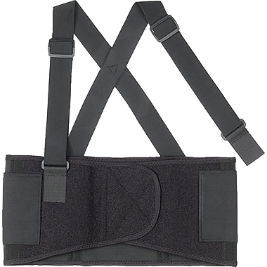 Ergodyne ProFlex® Economy Elastic Back Supports; Adjustable Two Stage
