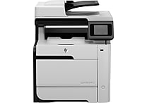 HP® LaserJet Color MFP M475dn Multifunction Printer