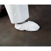 KleenGuard® Protection Foot Shoe Covers, Elastic Top, White, 300/Carton