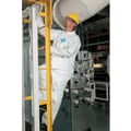 KleenGuard® Liquid & Particle Protection Coveralls, XL Size, Zipper Front, White, 25/Carton