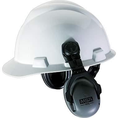 MSA Safety® Sound Control™ HPE Cap Earmuffs; Gray, 27 dB