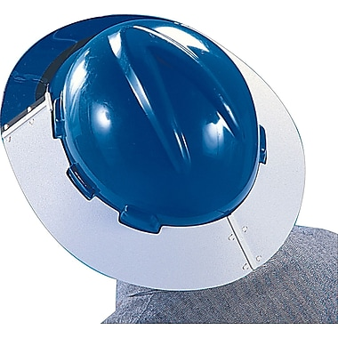 MSA Safety® Sun Shields, Polyurethane, Smoke, V-Gard Hats