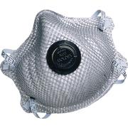 Moldex® Particulate Respirators, N95, Nuisance Organic Vapors, Medium/Large, 10/Pack
