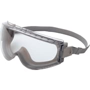 Sperian Stealth® Goggles, Polycarbonate, Uvextreme, Clear, Teal/Gray