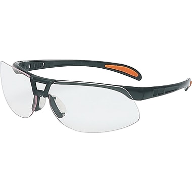 Sperian ANSI Z87 Protégé™ Safety Glasses, Uvextra AF, Clear