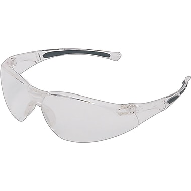 Sperian ANSI Z87 A800 Series Glasses, Clear