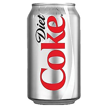 Diet Coke®, 12 oz. Cans, 24/Pack