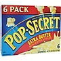 Pop Secret Microwave Popcorn, Extra Butter, 3.5 oz.