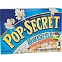 Pop Secret Microwave Popcorn, Homestyle, 3.5 oz. Bags,