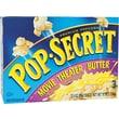 Pop Secret Microwave Popcorn, Movie Theater Butter, 3.5 oz. Bags, 3 Bags/Box