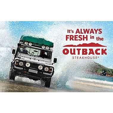 Outback Steakhouse Gift Cards
