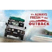 Outback Steakhouse Gift Card $100