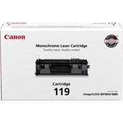 Canon® – Cartouche de toner noir, 119 (3479B001)