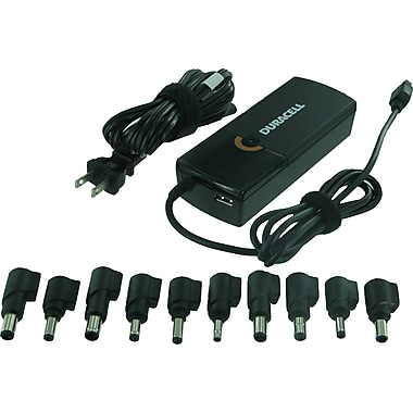 Duracell Drac-90 90-Watt Universal Laptop AC Adapter