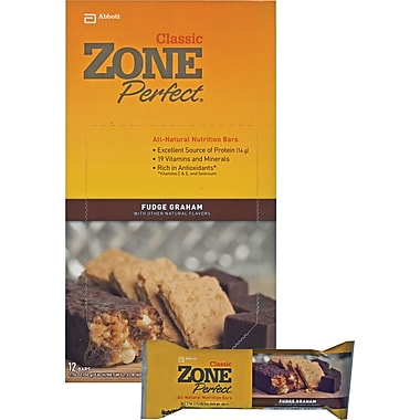 Zone Perfect® Nutrition Bars, 12 Bars/Box