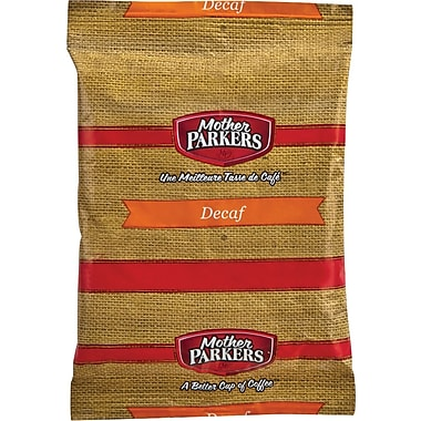 Mother Parkers Coffee, Decaf