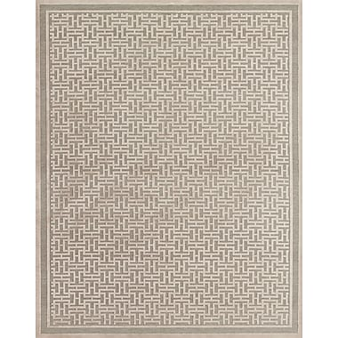 Feizy Soho Rug, Pewter/Gray