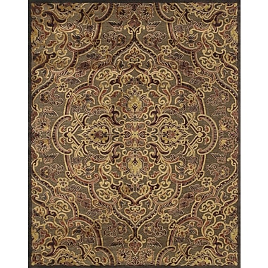 Feizy® Soho Rug, Coffee/Rust