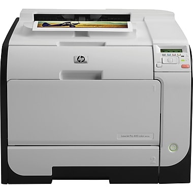 HP® Color LaserJet M451dw Printer