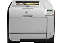 HP® Color Laserjet M451nw Printer