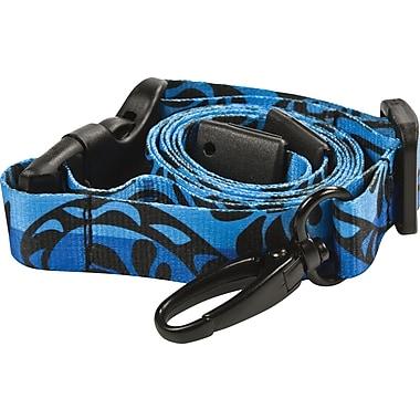 Cosco® MyID™ Lanyard, Blue Print