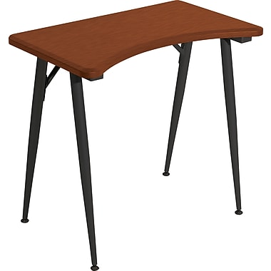 Balt® iFlex™ Modular Desking System Printer Desk, Cherry/Black