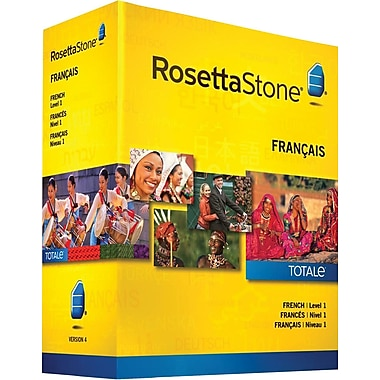 Rosetta Stone® French, Level 1