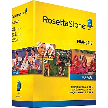 Rosetta Stone® French, Level 1-5