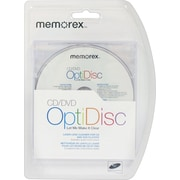 Memorex OptiDisc CD/DVD Laser Lens Cleaner