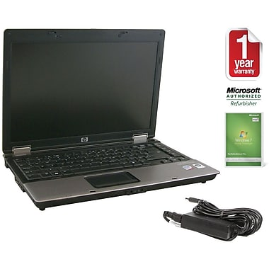 Refurbished HP 6530B 14in., 120GB Hard Drive, 2GB Memory, Intel Core 2 Duo, Win 7 Home Premium