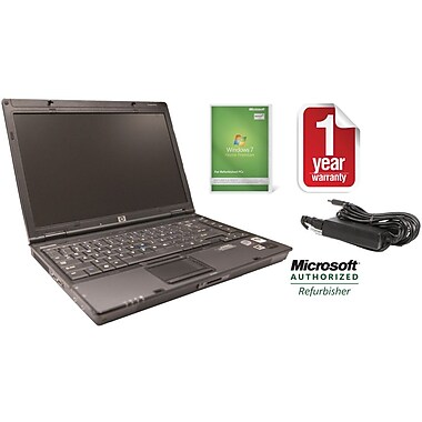 Refurbished HP 6910P 14in., 80GB Hard Drive, 2GB Memory, Intel Core 2 Duo, Win 7 Home Premium