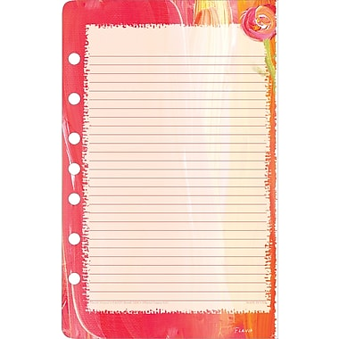 Day-Timer® Flavia® Lined Note Pads, 5-1/2in. x 8-1/2in.