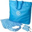 Shopper Bag with Insulated Tote