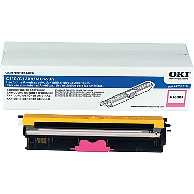 Oki (44250710) Magenta Toner Cartridge Type D1, (1.5K pages)