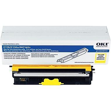 OKI 44250713 Yellow Toner Cartridge