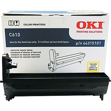 OKI 44315101 Yellow Drum Cartridge