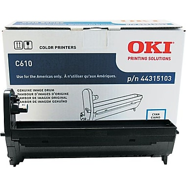 OKI 44315103 Cyan Drum Cartridge