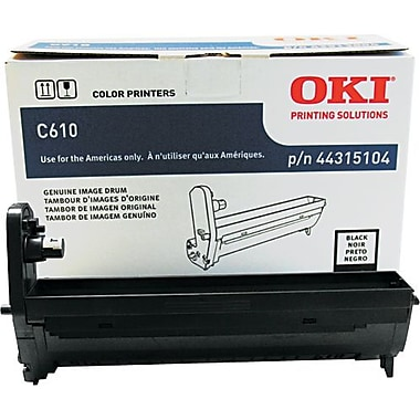 OKI 44315104 Black Drum Cartridge
