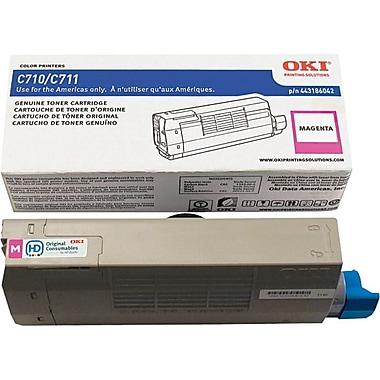 OKI 44318602 Magenta Toner Cartridge