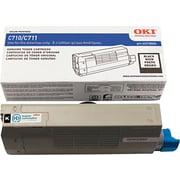 OKI 44318604 Black Toner Cartridge