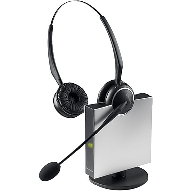 Jabra GN 9125 Duo Flex Wireless Headset