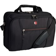 "Swiss Gear 15.6"" Laptop Case, Black"
